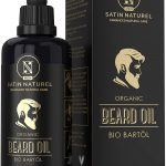 Olio da barba 100 ml, Satin Naturel.