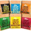 Cubetti di proteine vegetali maca cannella