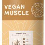 Vaniglia, proteine vegane muscolari.