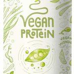 Non aromatizzato, proteine vegane.