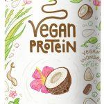 Cocco, proteine vegane. Alpha Foods.