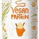 Zucca, proteine vegane. Alpha Foods.