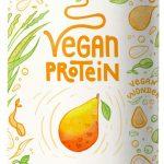 Mango, proteine vegane.