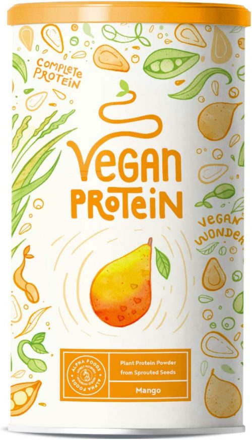 Mango, proteine vegane