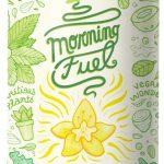 Vanilla Matcha morning fuel, proteine vegane.