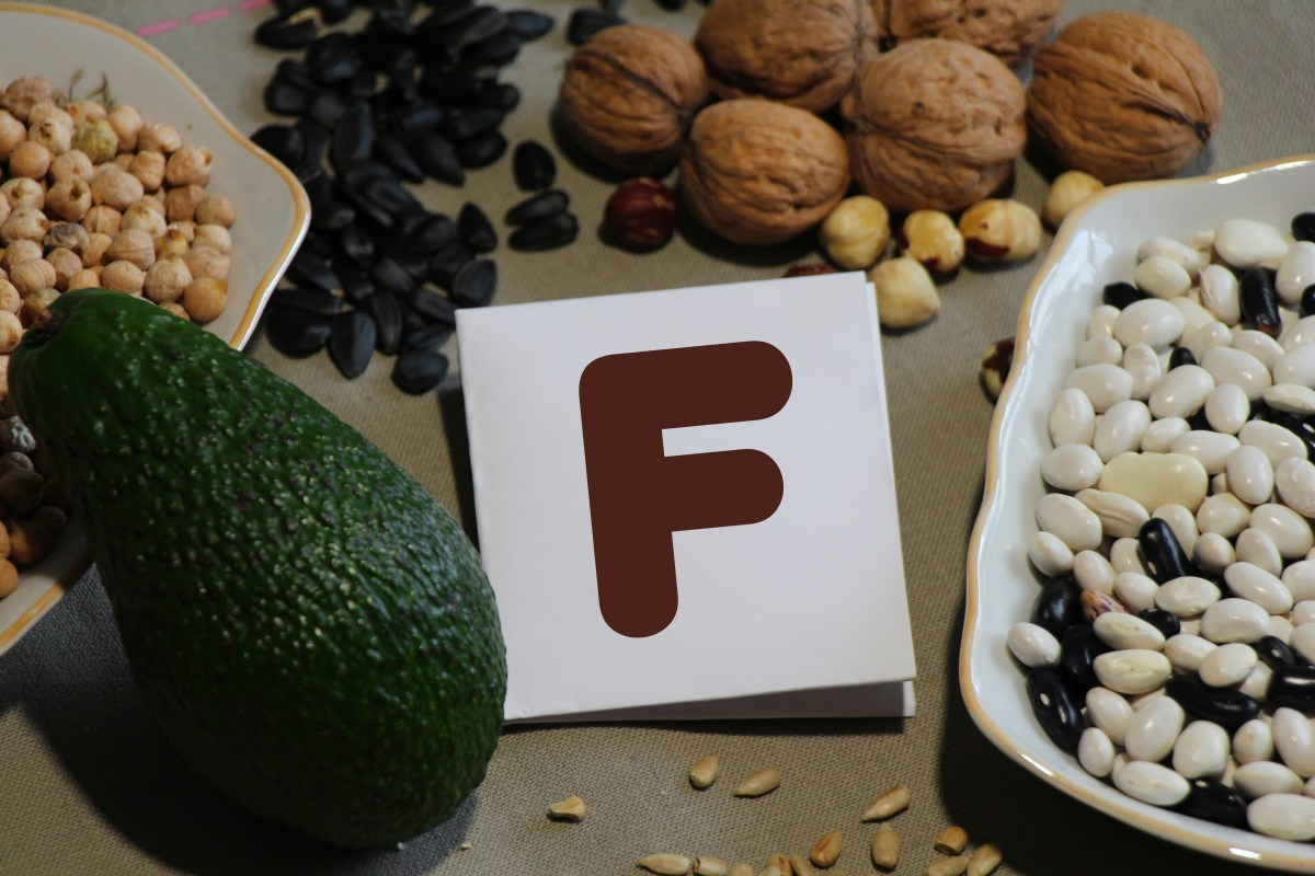 La vitamina F