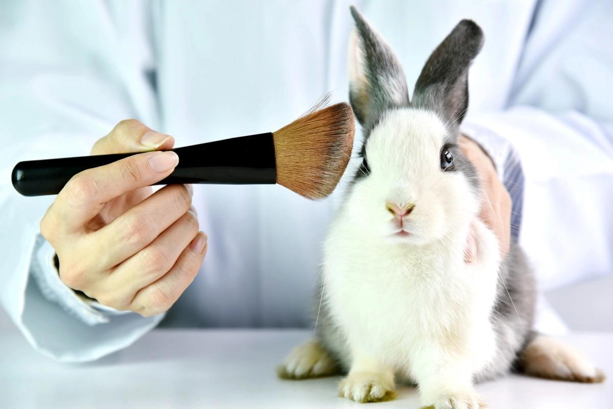 test animali per i cosmetici